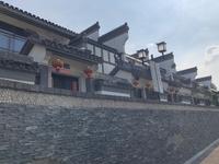 南京旁 汤山鎏园 毛坯5房 带车库 带院子 徽派建筑 独门独院 现房在售 免中介