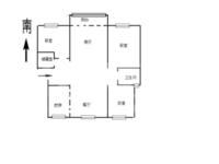 阳湖世纪苑 精装好房 126平售价166万 楼梯2楼 南北通透 满五唯一省税