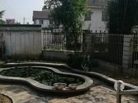 圩墩新村联排别墅340平米有院子边户310万前后有花园