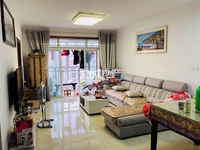 金梅花园16楼91平2室2厅1卫精装售价120万