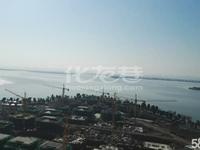 新上西太湖星河澜月湾世家别院旁翡丽蓝湾毛坯两房湖景房急售,全天采光