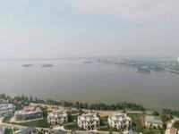 西太湖翡丽蓝湾 俯瞰西太湖全景 景观湖景房 满二年70产权