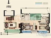 西太湖湖景房翡丽蓝湾毛坯三房出售 满两年出售