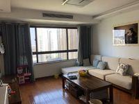 新出彩虹城旁阳光龙庭婚装三房,全屋实木地板,拎包即住,全天