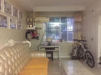 桃园公寓,二楼新精装100平二房双阳台288万,24中
