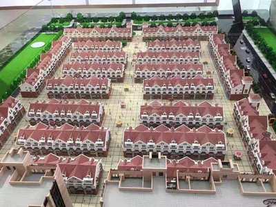 西林中天美墅可住可办公挑高高一楼大厅实际使用面积大得房率高也可安装电梯价格实惠
