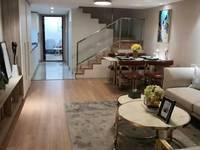 总价72万 运河天地买一得二复式2层总面积130平米2室2厅