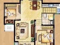 新城域2室2厅1卫满2南北通透,人小.前黄附中,采光无敌.