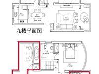 新北万达府琛花园四室豪华装修小高层