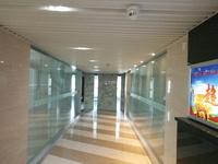 中创大厦写字楼 1200m2 办公精装 设全 室内实拍图