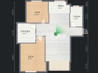 新出赌家房源嘉禾尚郡 中间楼层 采光好,房东满二急售,送车位 有钥匙 随时看房