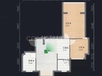 长河花园 旁 长虹名苑2房毛坯 小高层 低价急卖 满五仅一套房