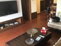 九洲新世界花苑地暖中央空调全品牌实木家具景观房双阳台