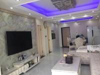 平岗星苑室总高33层三室两厅精装中央空调