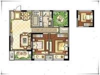 你们要的小3房来了,清潭,上书房精装,楼层好,产权清晰
