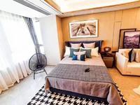 市中心广化桥运河天地精装修公寓单价1.3万 40多万 能贷款