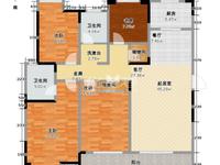 西阆苑毛坯大三房,南北通透,性价比好,满2,诚售