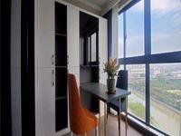 蓝天新苑 3室2厅全新装修 未入住 南北通透采光好 景观房居住舒适