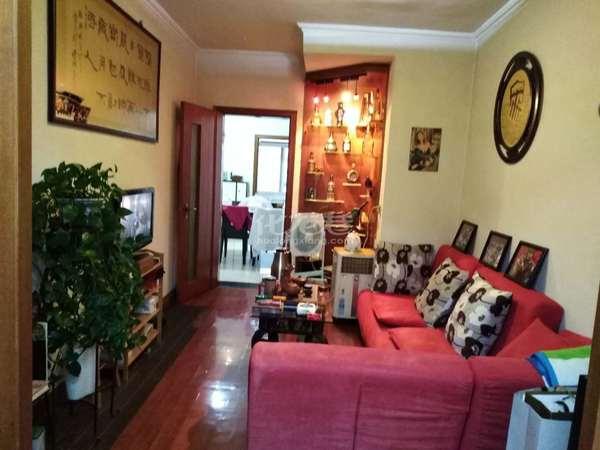 丽华二村复式二层精装,采光好,南北通透,可搭建阳光房,家电家具齐全,随时看房.