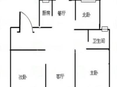 捡漏,捡漏了,魏村花苑中装大三房,好楼层,诚售