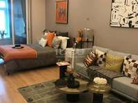 市中心广化桥运河天地稀缺挑高和平层的公寓,性价比高核心地段价值高