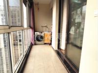 武进区政府旁地铁延政路站出口、莱蒙城精装有阳台一居室、超性价比房源急售