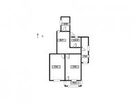 三家村 简装3室 局小实验 楼层好 户型正 均价低 随时看房