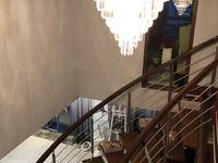 新区公园对面蓝色港湾202平精装复式5室空中别墅享受