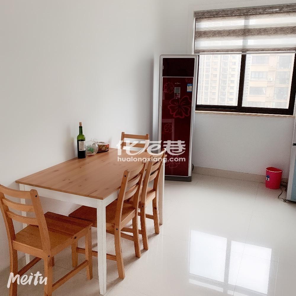出租地铁口新城公馆2室1厅1卫88平米2800元/月住宅