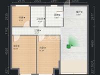繁华里小三室,三房朝南户型 南北通透 小区前排 精装修急售