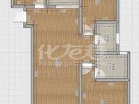 九龙仓年华里 精装大三房 中间楼层 满二看房方便