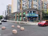 首付50万小区大门口双面沿街丽华朝阳中学旁瑞景华庭沿街底商地段成熟龙运天城