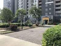 丹阳华圆城18楼毛坯满二三室两厅两卫130平58.5万现房,七十年产权,配套齐全