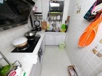 新北区锦海星城一期,精装修两室,采光佳