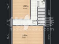 美林国际村旁东南花园联排别墅 简单装修 158平398万