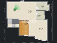 急 中央花园顶楼复式 清爽装修 153平275万 单价zuo低 有钥匙