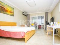 吾悦广场 3号楼54平精装公寓 70年产权80万性价比超高户型