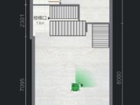 大名城联排别墅 不靠高架 地下两层地上三层 有花园 车位 358平558万