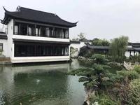 武进西太湖旁泰富江南印象,苏州园林,独栋合院赠送超大花园