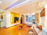 有地暖 新上彩虹城南北通透精装大3房,楼层好视野佳房东诚售
