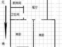 荆川里小区顶楼复试 上下一样大小 高阁外楼梯 东边户 急卖有钥匙