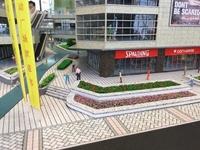 天宁区紫荆公园附近 悦动广场挑高5.7米公寓 可可自住