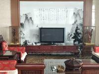 太湖庄园联排别墅东边户,豪华装修,中央空调全屋地暖,红木家具