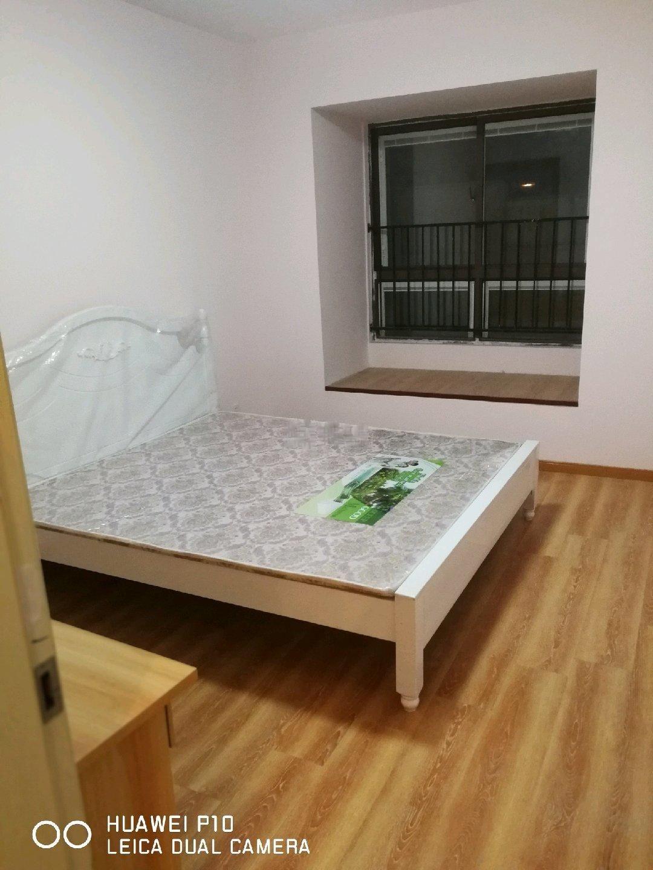 新北万达附近 简装 牡丹领秀汇 3室1厅1卫 看房方便 家具家电齐全出租