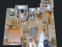 新北区三井街道 中海龙城花园西区 三室精装修 看房方便