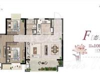 钟楼区光明荷樾府,新开一手楼盘,均价13000,4种户型,楼层任选