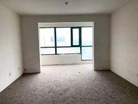诚售:怀德桥旁,河景花园全新毛坯大平层,4居室167平米293万,。,