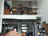 博小 北郊 怡康花园 复式3层 送空中大露台 3厅 4阳台