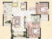 出售彩虹城2室2厅1卫99.87平米173万住宅