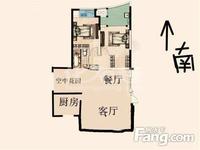 新推西太湖世家别院旁翡丽蓝湾毛坯南北通透三房急售,户型方正,有钥匙,随时看房